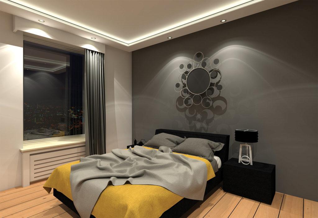 Rénovation de chambre sur Paris 1