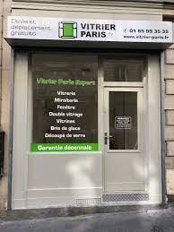 Boutique Vitrier Paris Expert